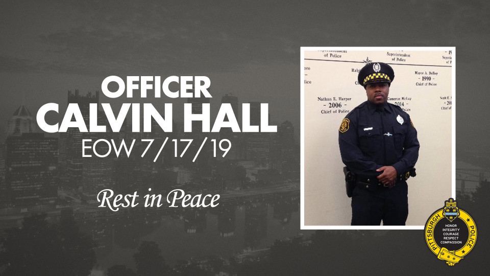 Pennsylvania flags lowered for Pittsburgh police officer   ABC27