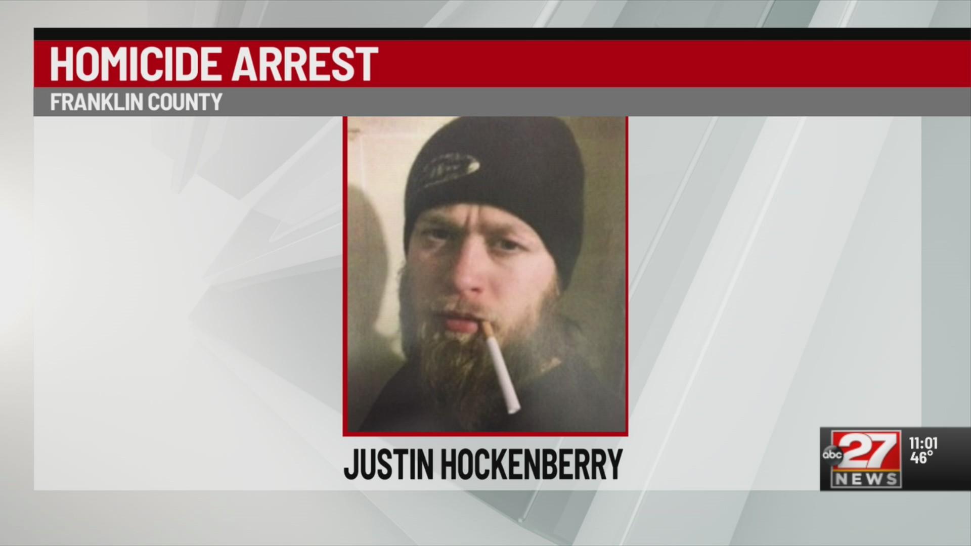 Hockenberry arrested