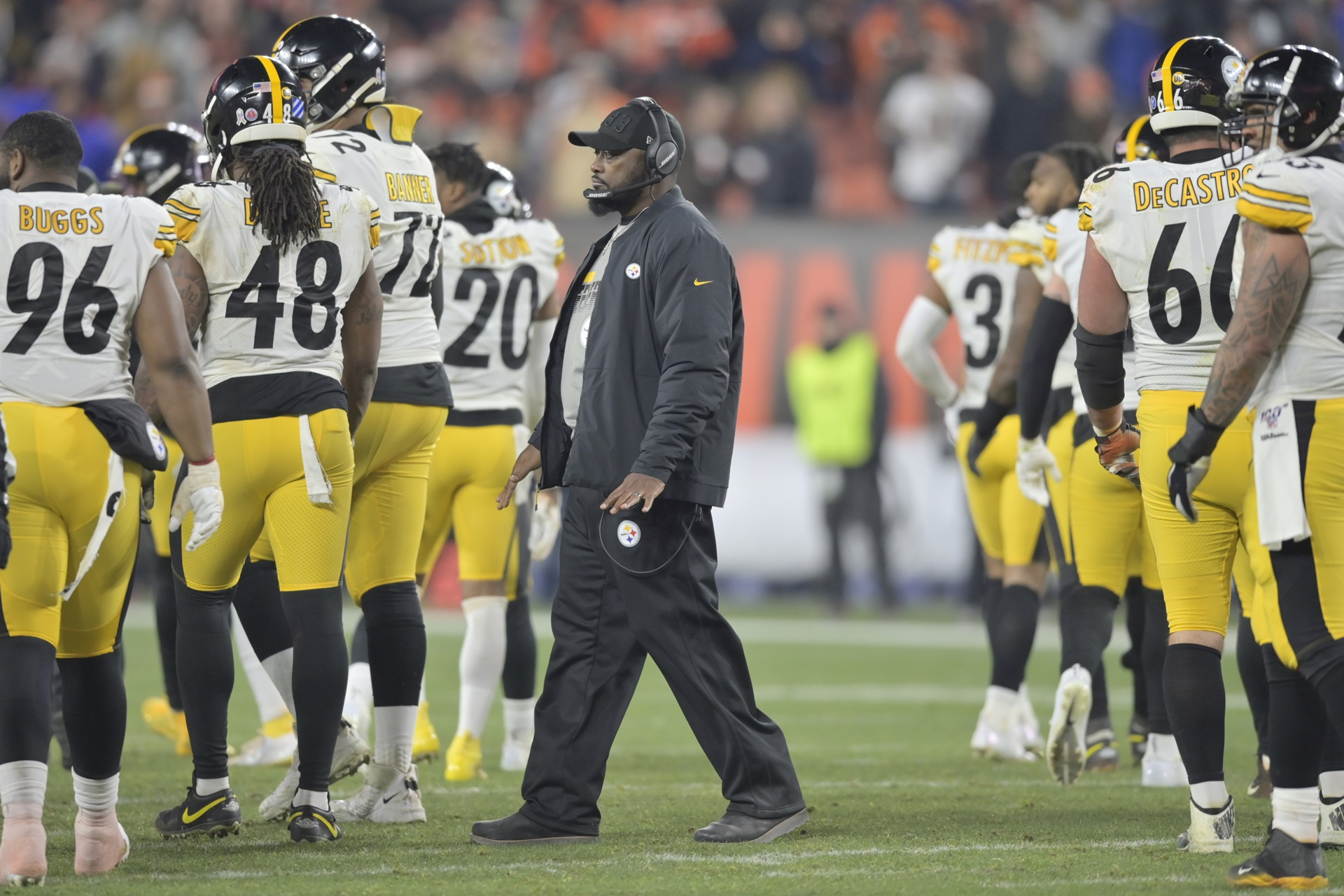 Winless Bengals Hope To Avoid Horror Show Vs Steelers