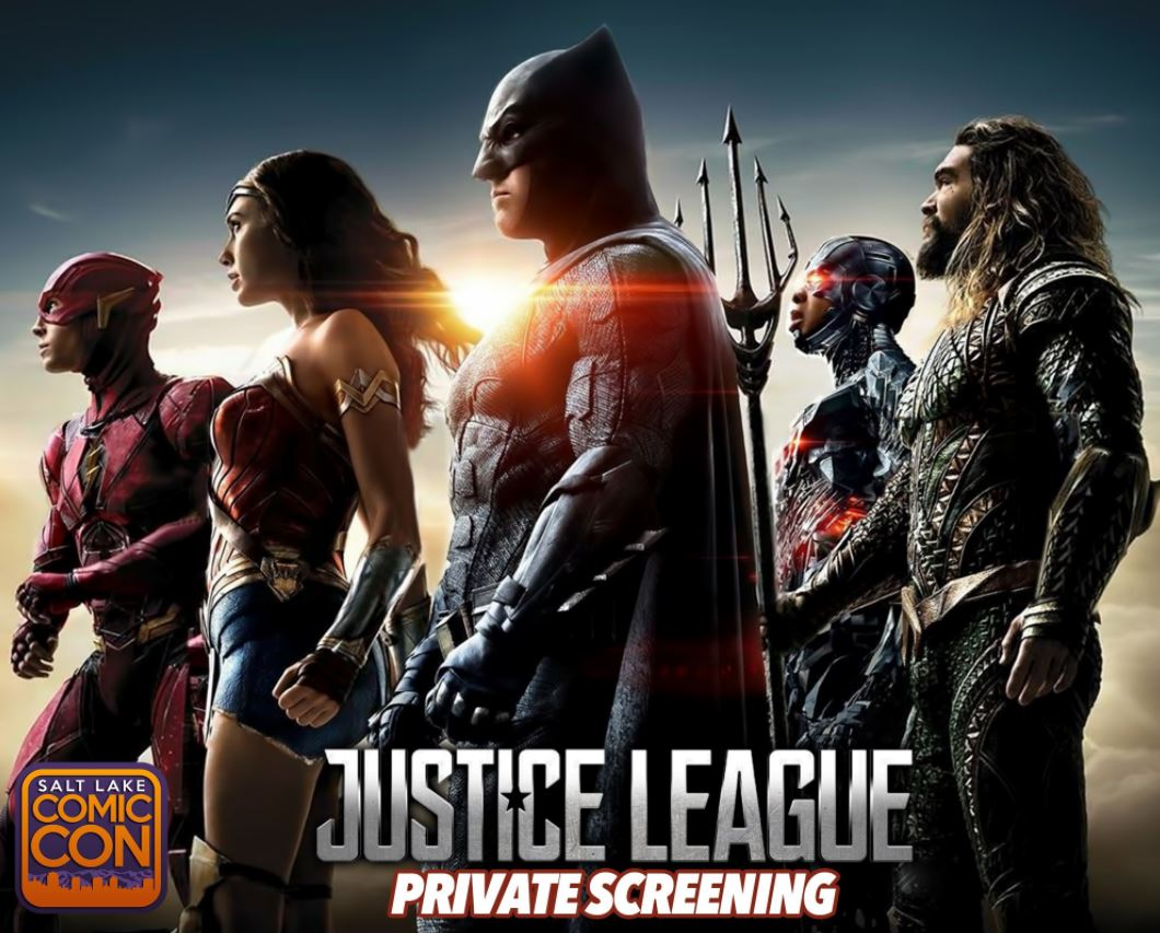 justice league private screening
