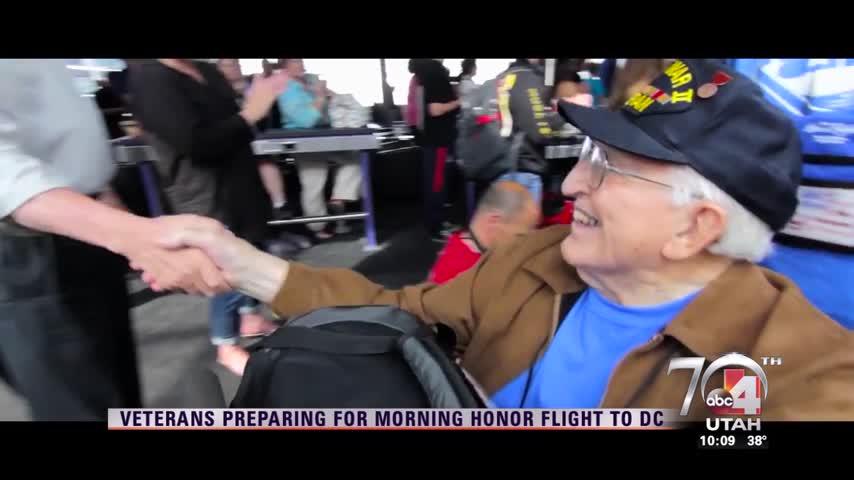 Utah Honor Flight to depart Friday_44194541