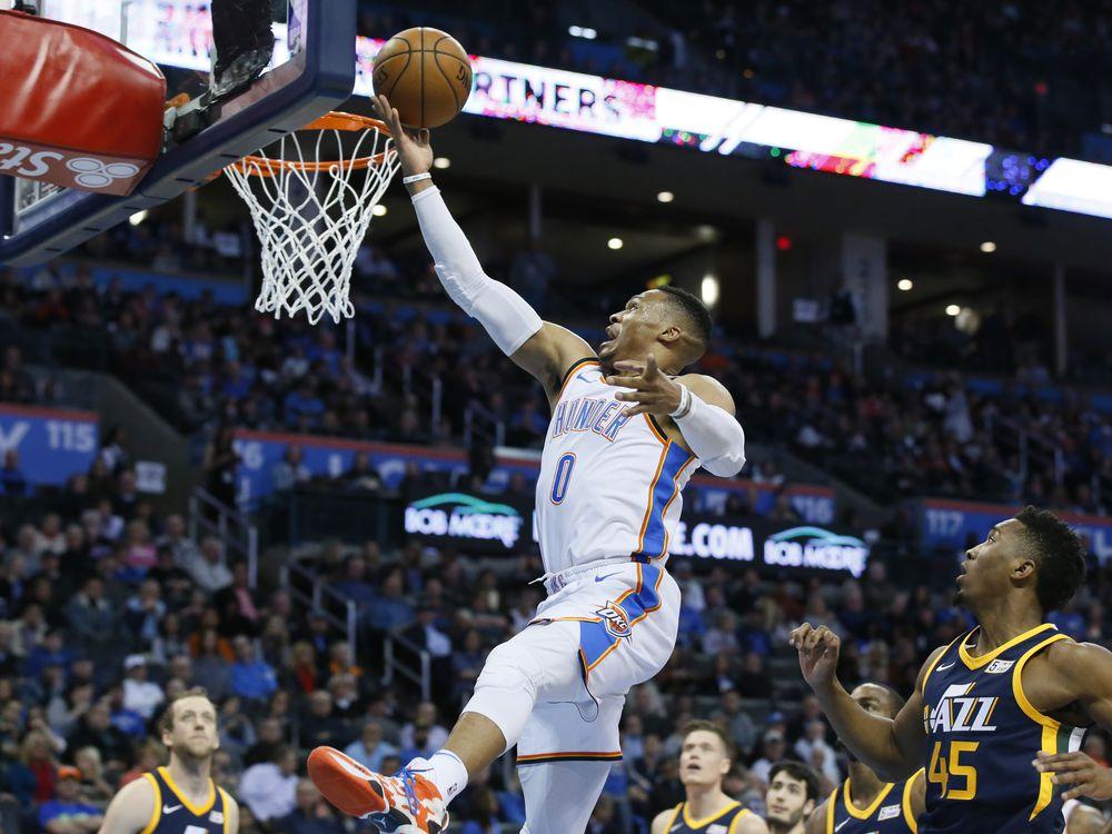 Jazz Thunder Basketball_1512542571838