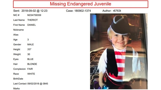 Homicide suspected in disappearance of 3-year-old Las Vegas boy