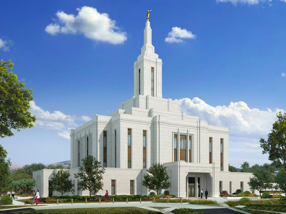 The Church Of Jesus Christ Of Latter Day Saints Announced