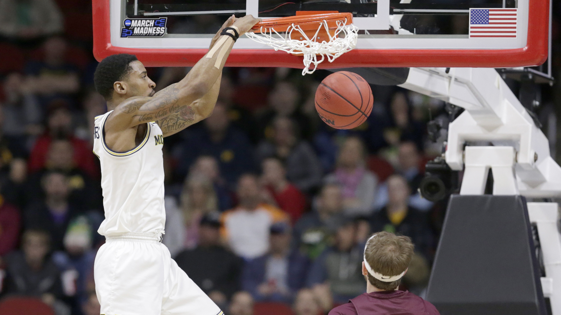 Michigan Montana NCAA Tournament 032119 AP_1553221379595-873702558