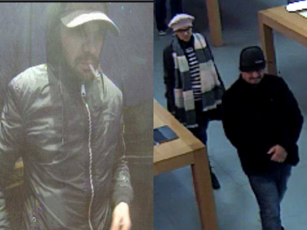murray theft suspects