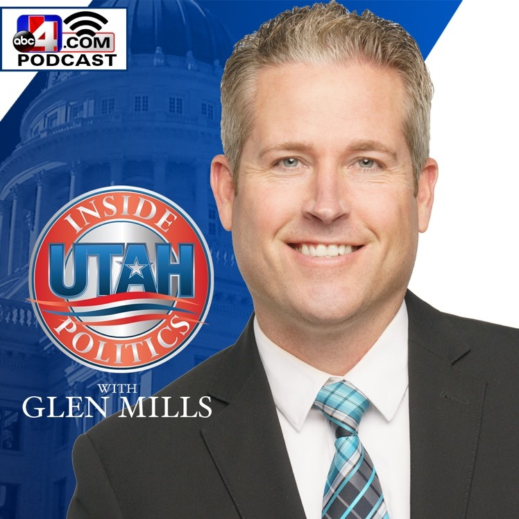 Inside Utah Politics Podcast graphic
