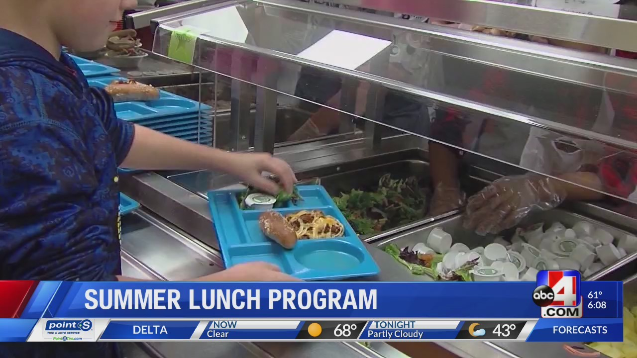 Districts organize free meals for kids during summer break