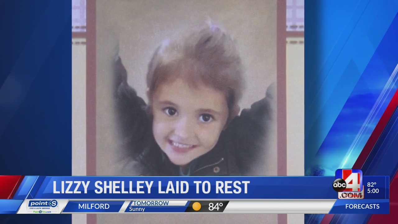 Lizzy Shelley laid to rest