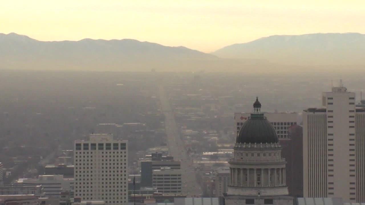 Ozone in Salt Lake City