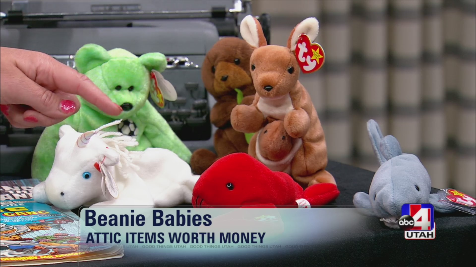 Items In Your Attic That Might Be Worth Some Money Abc 4