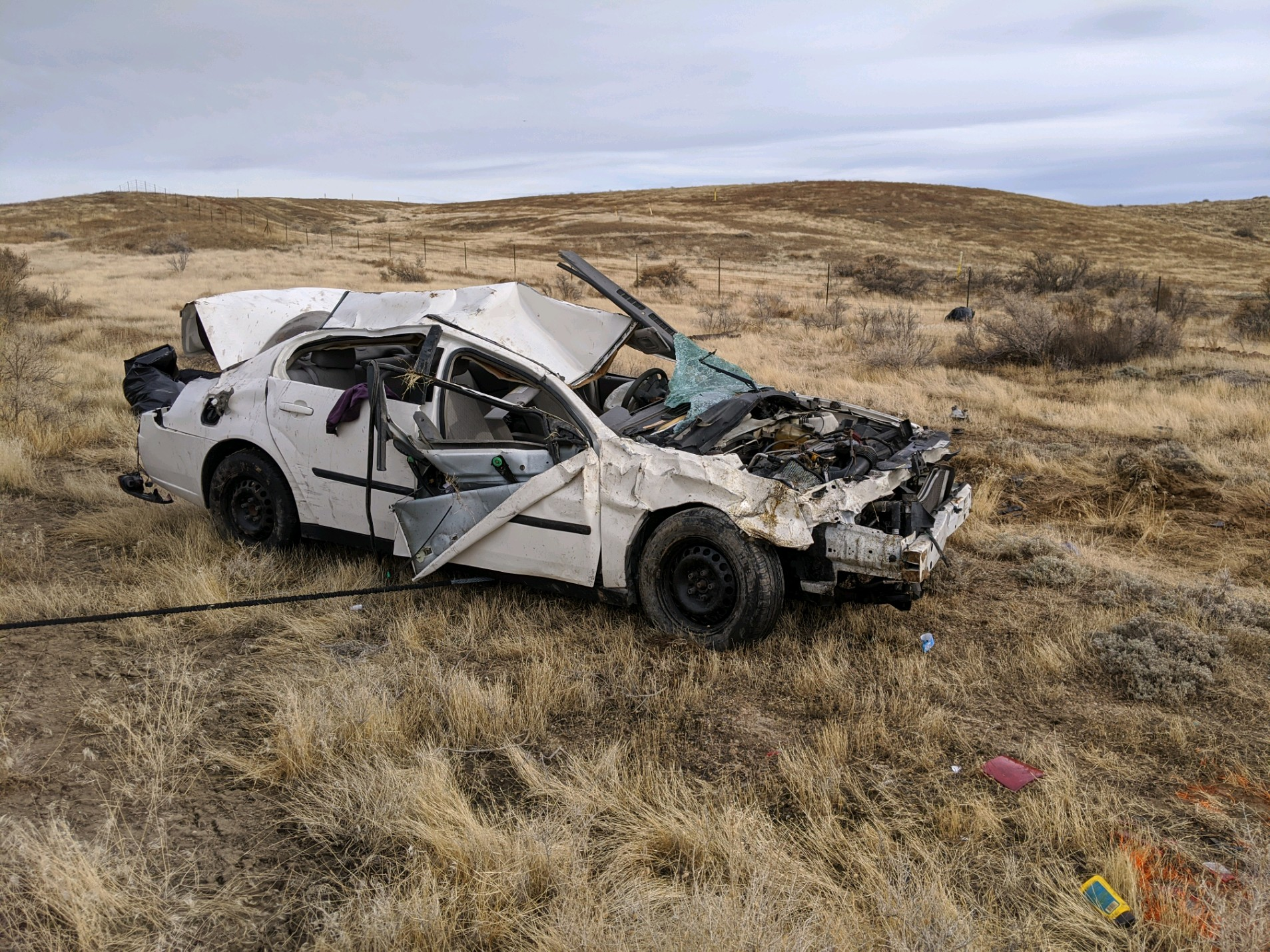 One dead, another injured after crash near Utah - Colorado