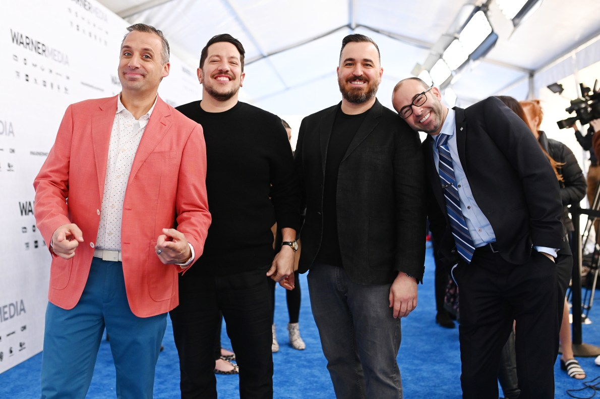 Cast of 'Impractical Jokers' to visit SLC in 2020