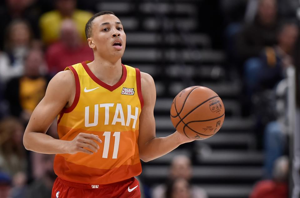 Exum Spent 5 1 2 Injury Plagued Seasons With The Jazz