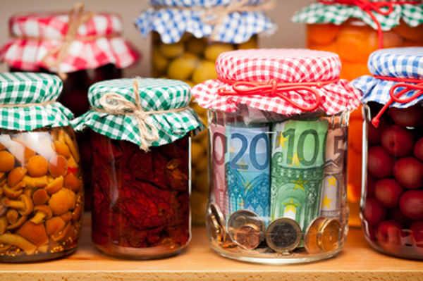 Arrondir ses fins de mois et garder l'argent dans un bocal