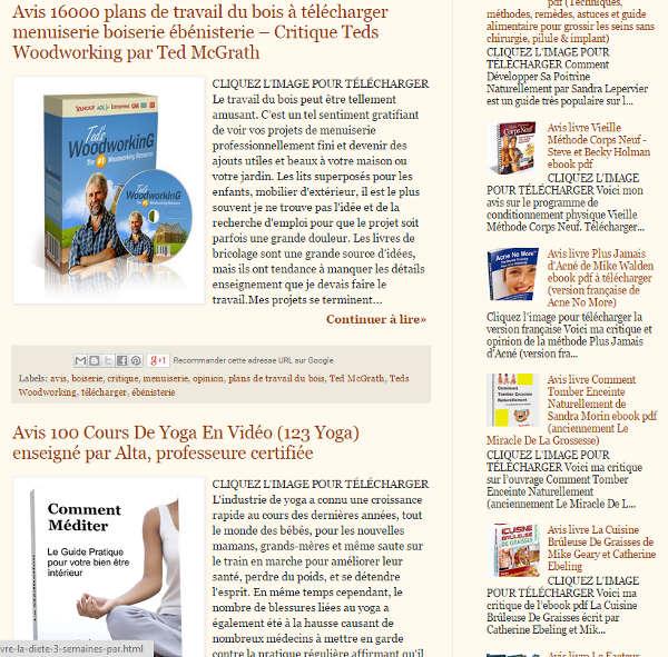 screenshot site fait pour clickbank-600