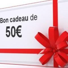 Les résultats du concours pour gagner 50 euros