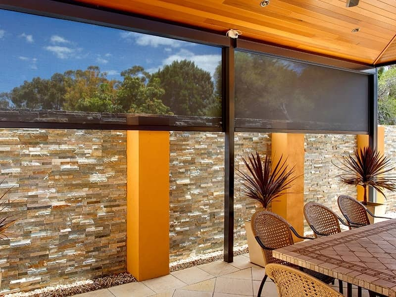 outdoor blinds perth wa patio