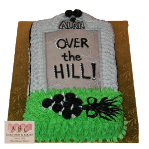 Over The Hill Archives Abc Cake Shop Amp Bakery