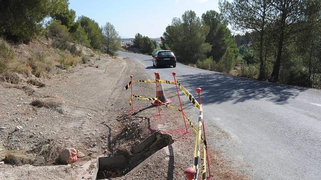 Andalucía descuida sus carreteras y aumenta el riesgo de accidente