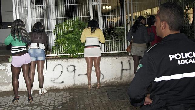 Sevilla Este, la zona donde más actúa la Policía Local contra la prostitución