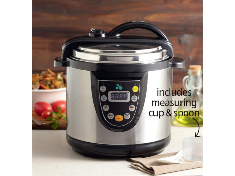Lumina Electric Pressure Cooker Instruction Manual Trusted Wiring