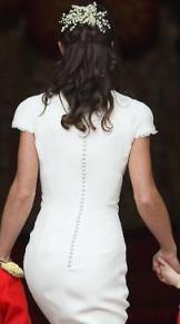 Pippa Middleton rear of the year awards