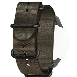 Suunto Strap Kit D6i Novo Stealth Zulu with Adaptor