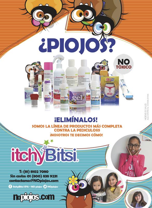 Anuncio Edición 28 Itchy Bitsi