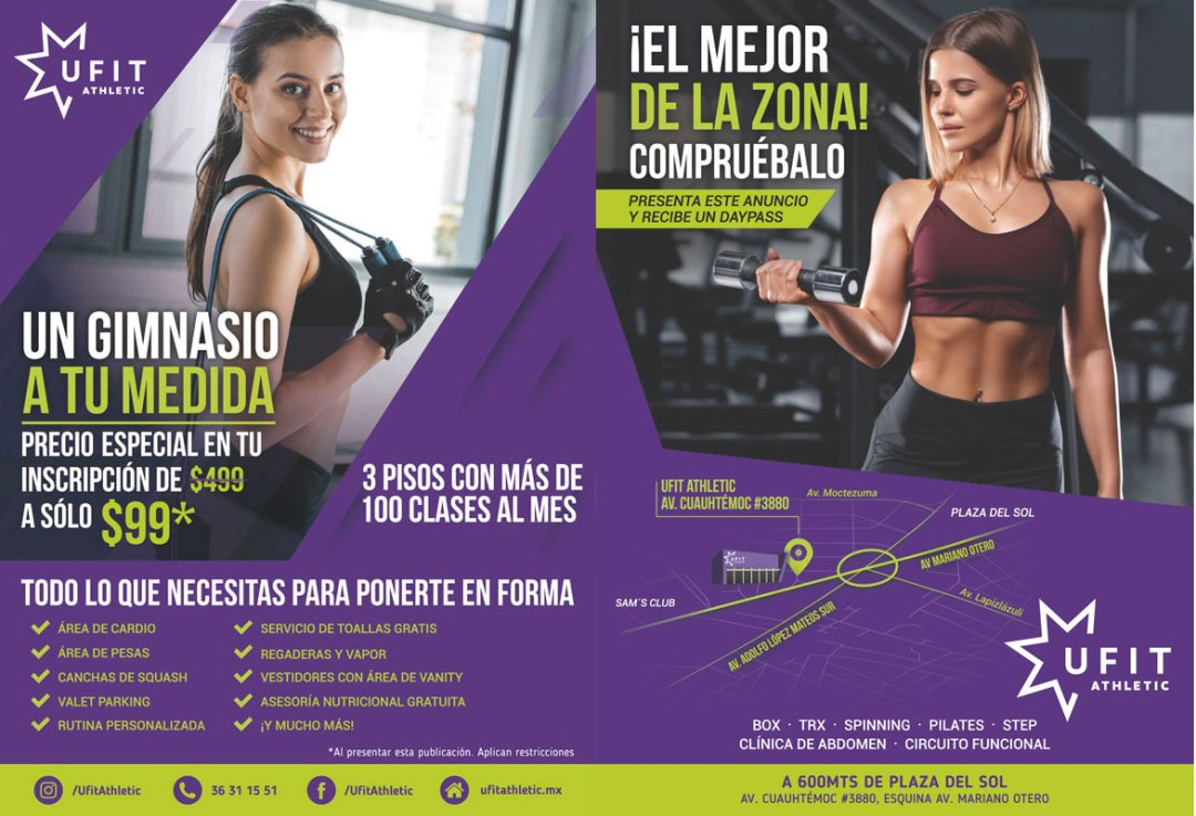 U-FIT ATHLETIC