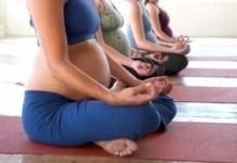 Aulas de preparação para o parto