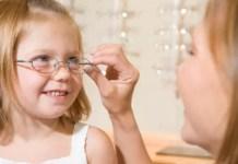 Problemas de visão na criança