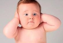 O fumo, barulho e os bebés