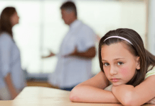 Como falar com a criança sobre o divórcio dos pais