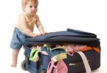 Viajar com o Bebé entre os 6 e os 12 meses