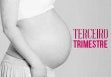 3º trimestre de gravidez