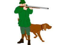 O caçador furunfunfor