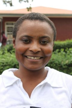 Mary was offered a place at Kilema College of Health Sciences
