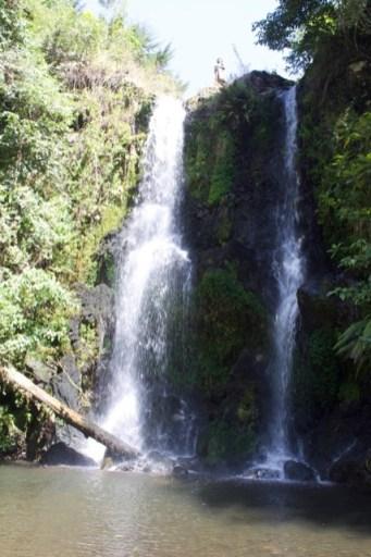 Kinukamori Falls