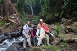 at Kilasiya Falls