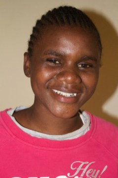 Hyasinta completed secondary school and is enrolling at teachers college to be a primary school teacher.