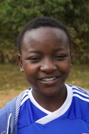 Josephine completed secondary school and despite medical and family challenges will be enrolling in college to study English and IT.