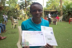 Richardi completed secondary school. Completed Certificate in Tourism and Guiding and is about to start the Diploma and studies in French and German. He will also get his C licence to drive tour busses.