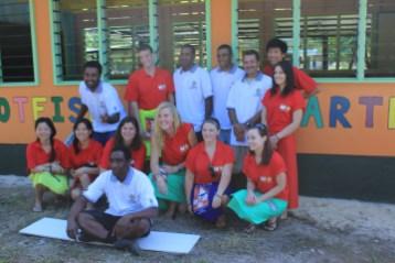 Lavena Pre School Taveuni Island, Fiji