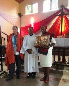 Village Thanks thru Church