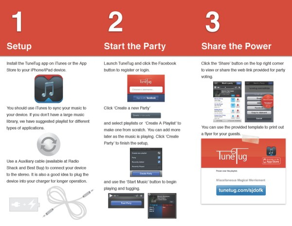 Tech Tuesday: TuneTug, the interactive party music app