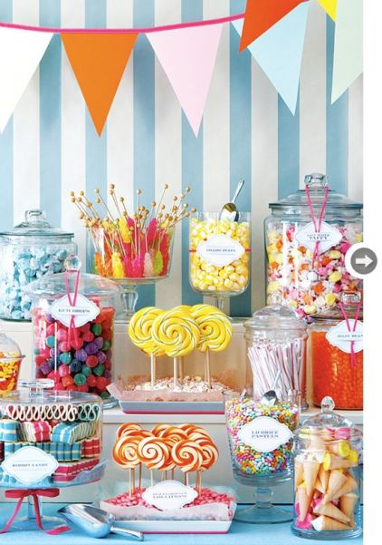 diy candy bar