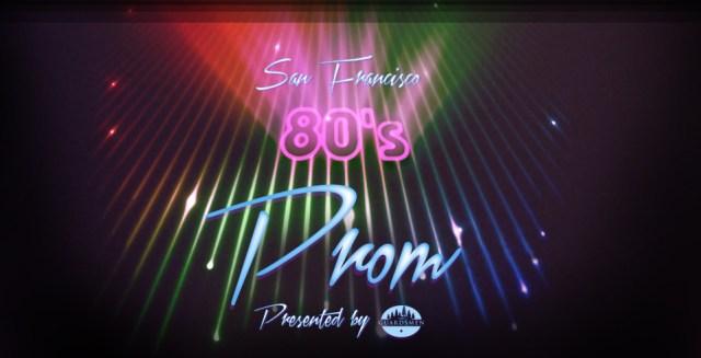 80's prom
