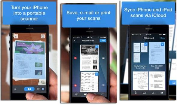 scannerpro app