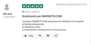 Markets Opinioni e Recensioni